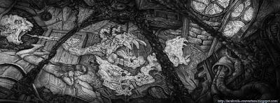 couverture facebook design noir et blanc