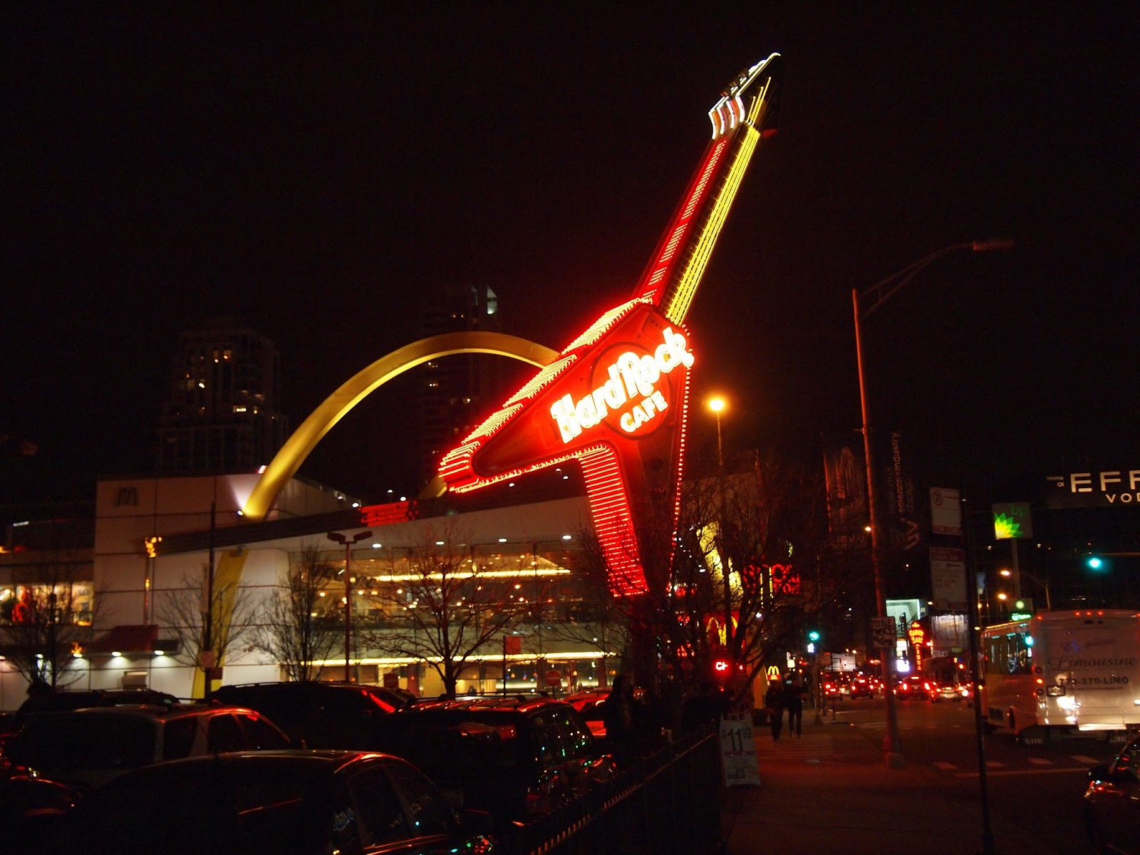 Hard Rcok Cafe In Chicago