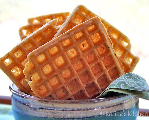 Strong Pills: Friday's Recipe: Savory Waffles from Gluten Free Goddess
