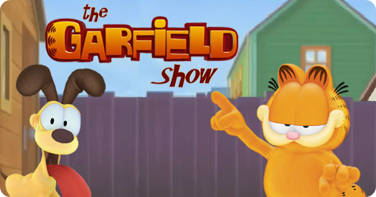 THE GARFIELD SHOW (05) 2014-07-28