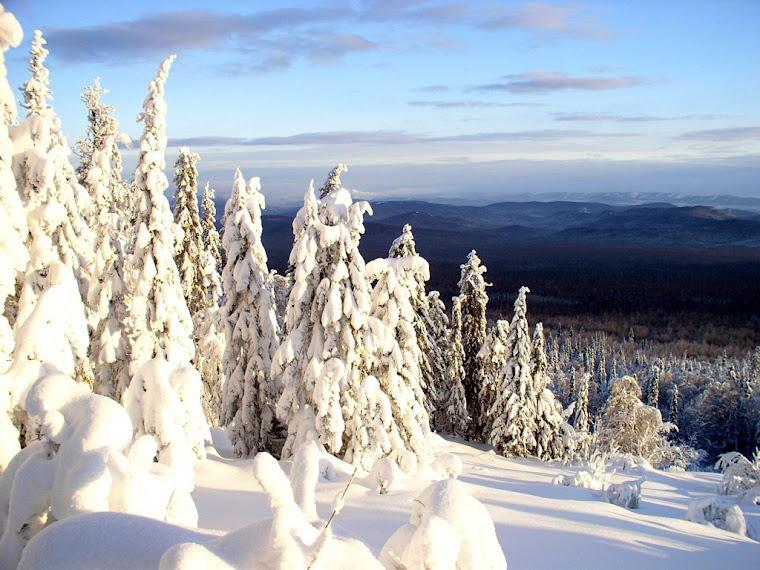 Iarna iubiriii eterne...