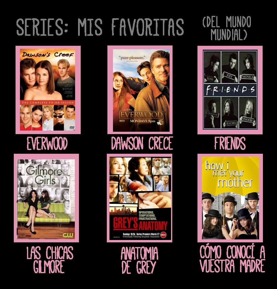 Mejores series de televisión