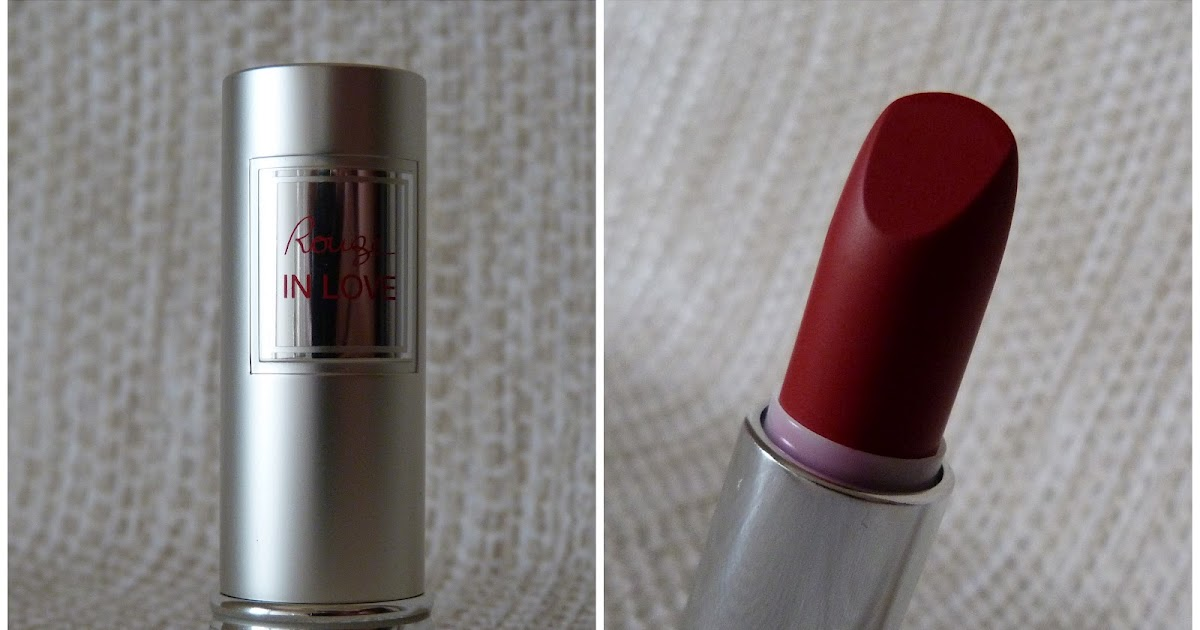 Lancome Rouge In Love Lipstick 185N Rouge Valentine