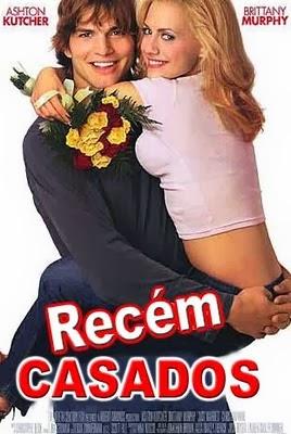 Filme Recém Casados Dublado AVI DVDRip