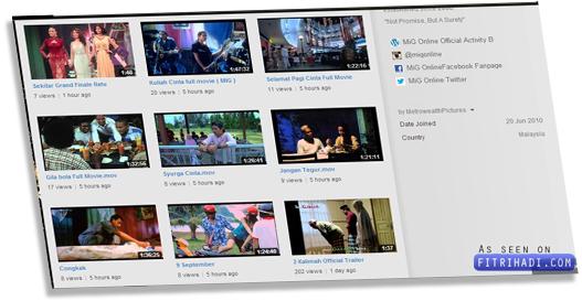 tonton online filem metroweatlh percuma di youtube