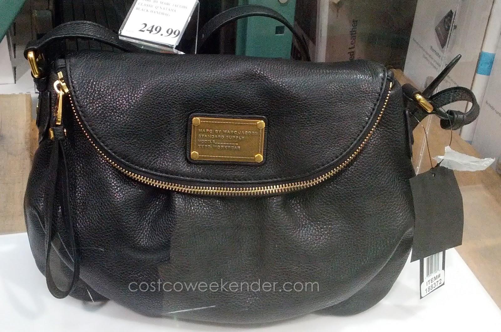 9e96b88b563c Marc By Marc Jacobs Classic Q Natasha Handbag for all occasion
