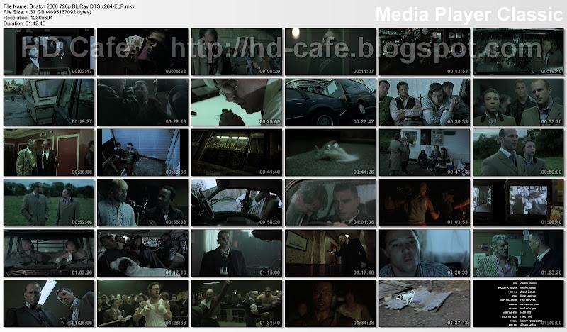 Snatch 2000 video thumbnails
