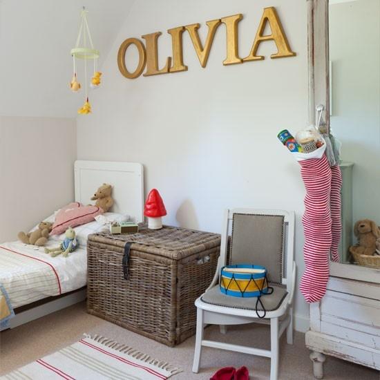 My baby charlotte decorar con letras - Kinderzimmer olivia ...