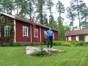 Tampereen lisäksi Aulangon maisemat ja ympäristö on tuttua