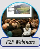 Come be a part of our LIVE!  International Webinars Series.