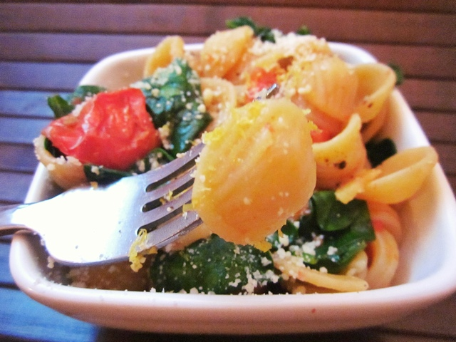 Around The Table Loving Food In Ri Beyond Recipe Swap Orecchiette With Roasted Tomatoes