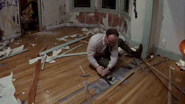 gene hackman in the movie the conversation