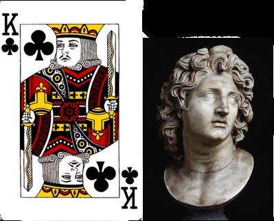 # Raja Keriting = Alexander the Great/Iskandar Agung