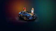 Mustang  Girls 1600x900