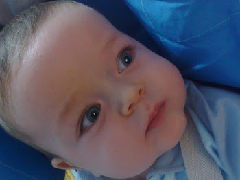 Samuel com oito meses
