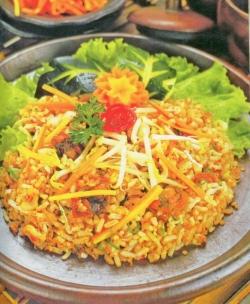 Resep Nasi Goreng Spesial Seafood