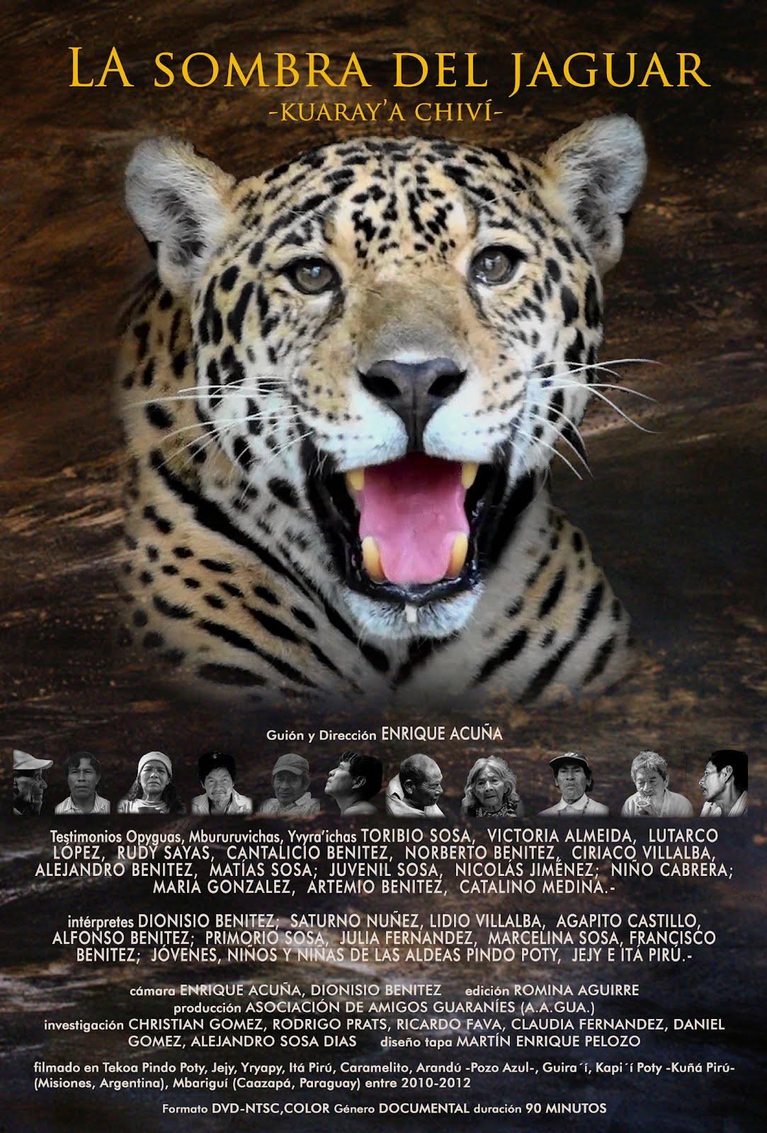 La sombra del Jaguar