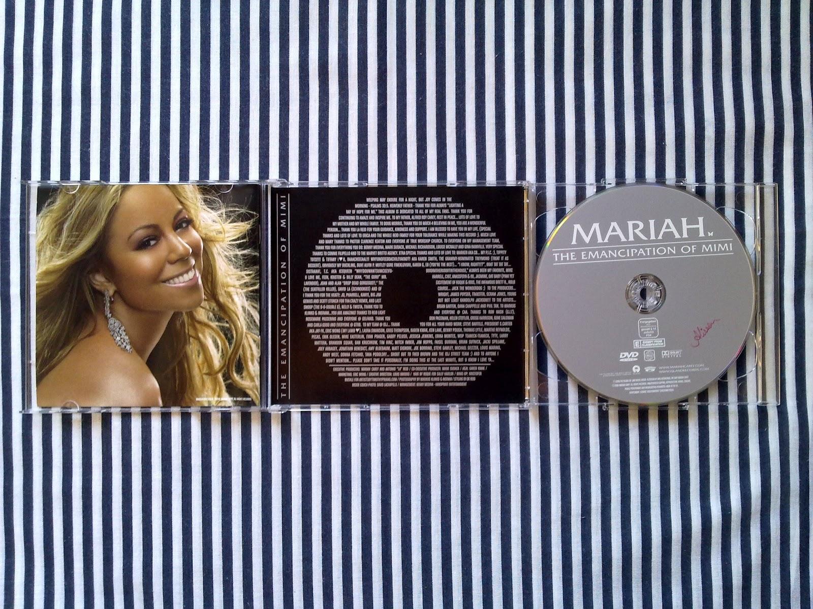 mariah carey the emancipation of mimi ultra platinum edition