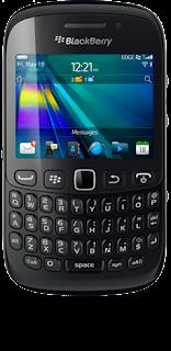 Handphone Blackberry Curve 9220