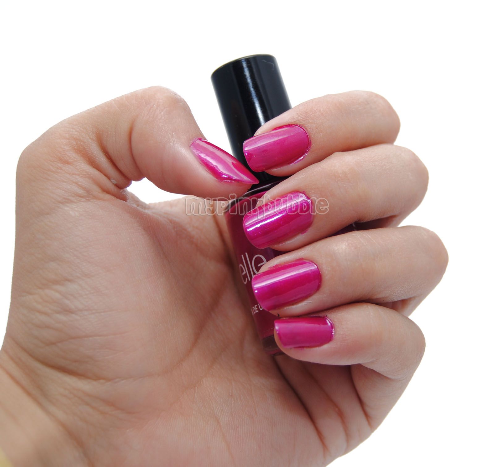 Belle 02 Bold Pink swatch