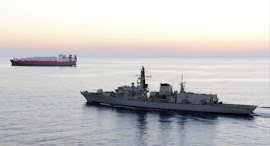 British Navy to Accompany UK-Flagged Vessels Through Strait of Hormuz Gauntlet