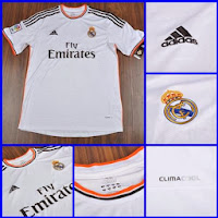 Real Madrid Home 2013 - 2014 Jersey Murah Terbaru