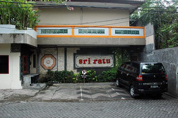 Sri Ratu Hotel, Legian Bali