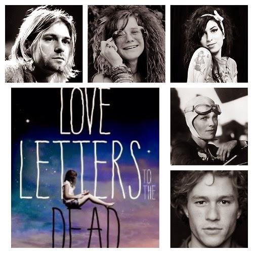 Le Petit Lectora Carta De Amor A Los Muertos