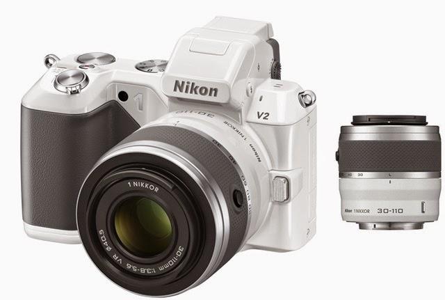 Image result for Kamera Mirrorless Nikon 1 V2