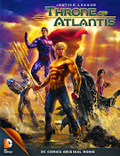 Justice League: throne of atlantis (2015) [Latino]