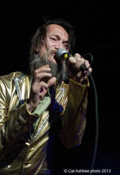 SNFU -  photo by Cat Ashbee