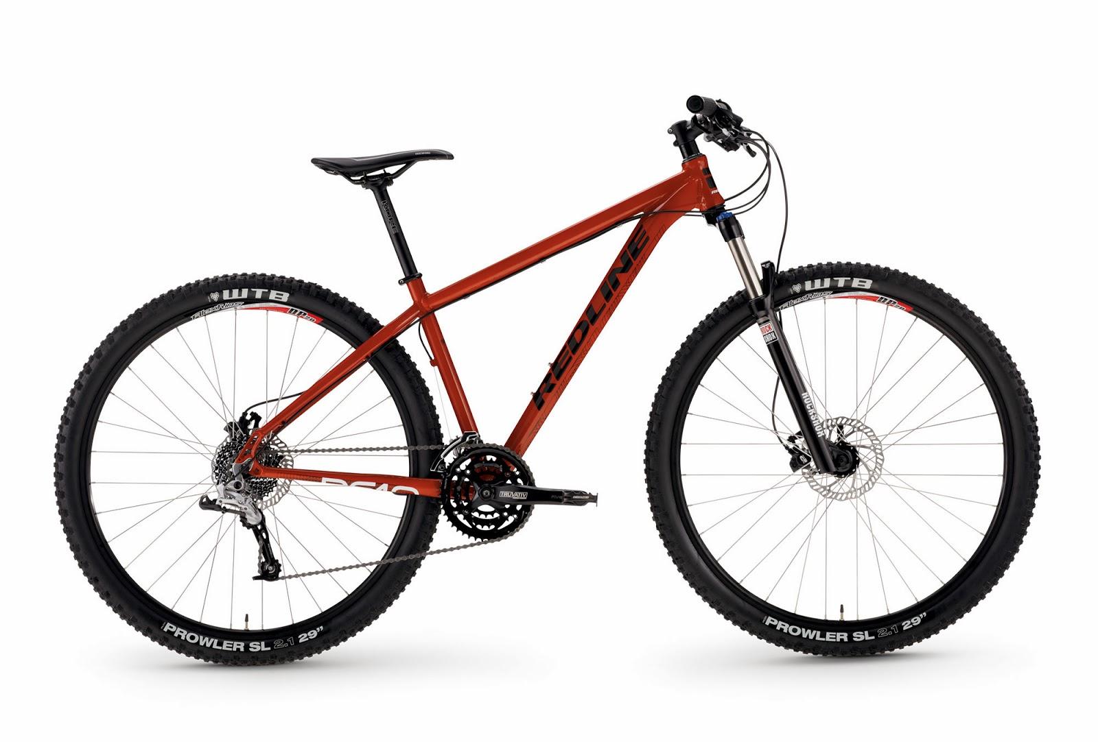 2014 Redline D610 29er Bike