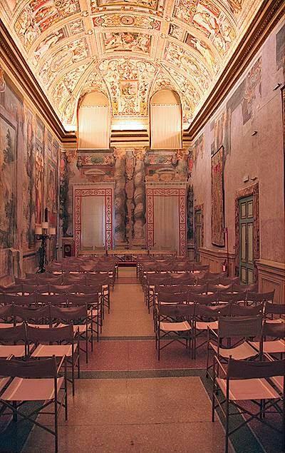 Loggia heredom 1224 cagliari la sede storica del grande for Senato della repubblica sede