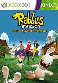 Rabbits Invasion: The interactive show TV