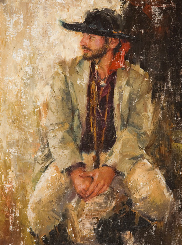 Todd A. Williams | American Impressionist painter
