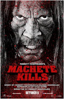 Machete Kills di Bioskop