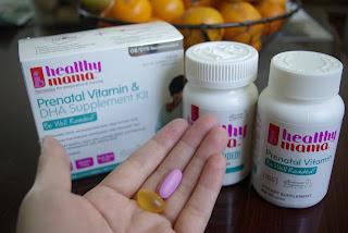 Prenatal Vitamins and DHA Supplement