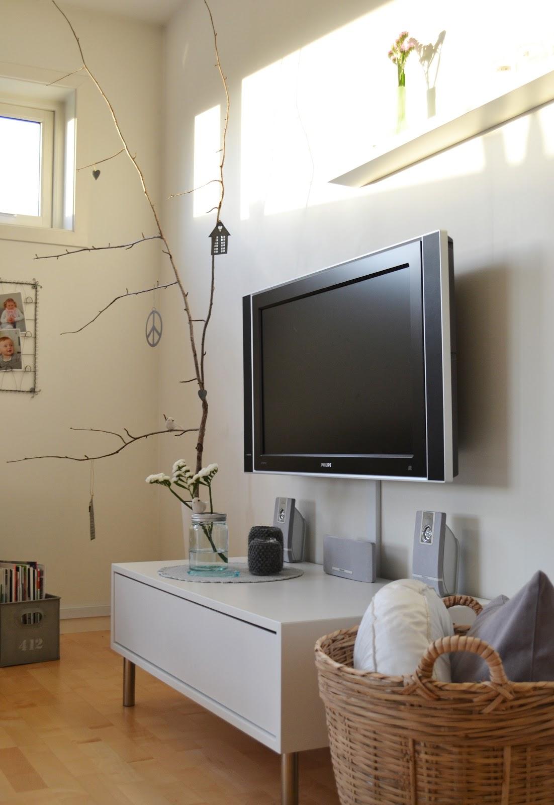 TV-veggen!