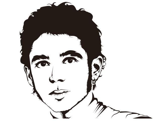 Line Art Wajah : Membuat line art vector di corel draw desain sekarang