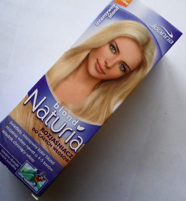 Kąpiel rozjaśniająca na włosach farbowanych henną | efekty