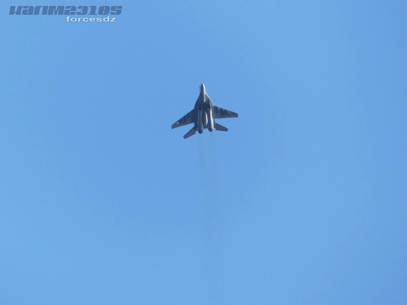 صور طائرات القوات الجوية الجزائرية  [ MIG-29S/UB / Fulcrum ] 4