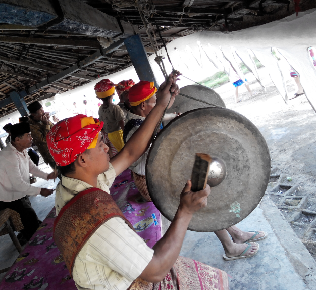 Rumah Adat Sasadu - Wisata Budaya Halmahera Barat