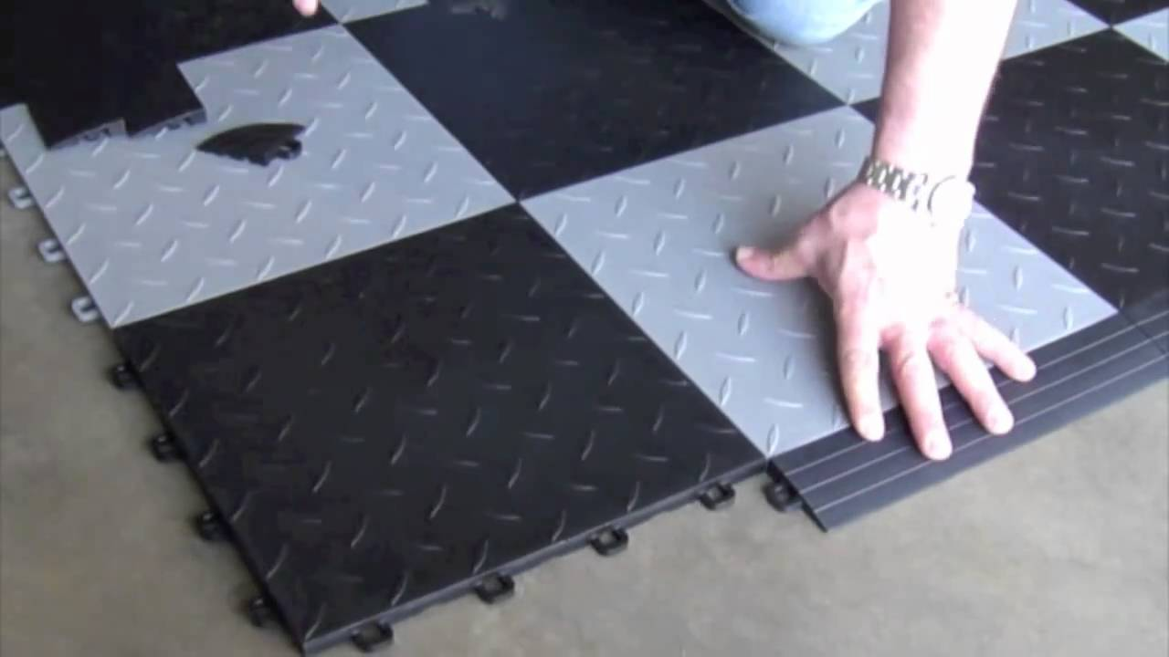 You Can Get Some Ideas For Interlocking Garage Floor Tiles With This Images  :