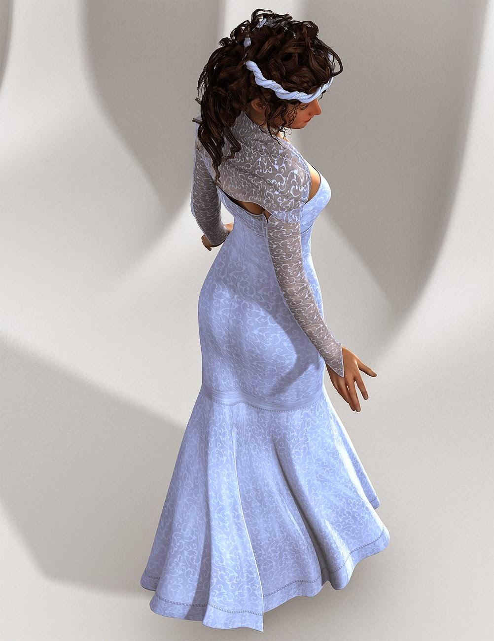 Trousseau 2 for Genesis 2 Female