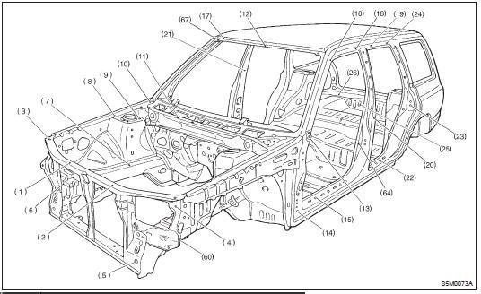 repair manuals subaru forester sf 1999 2002 repair manual. Black Bedroom Furniture Sets. Home Design Ideas
