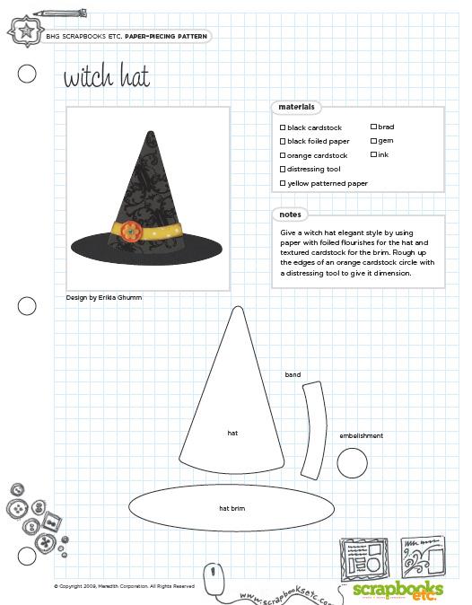 Ser ahorrativo: Plantillas gratis para manualidades de Halloween
