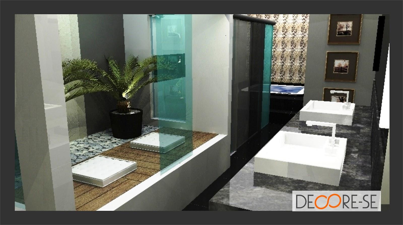 projeto de construção interiores e iluminação banheiro projeto de  #468579 1600 893