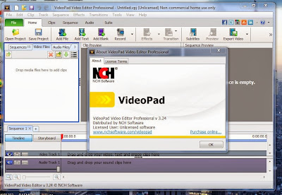 Videopad video editor pro 2.40 (full   keygen)