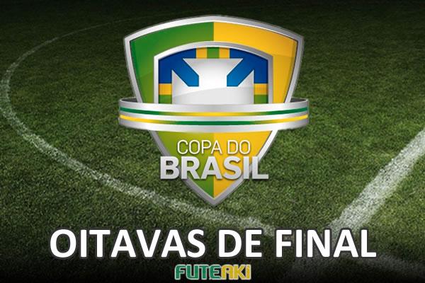 Veja o resumo das partidas de ida pelas oitavas de final da Copa do Brasil 2015.