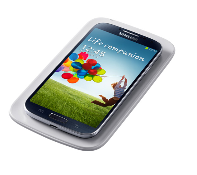 Galaxy S4 Accessories: Wireless Charger